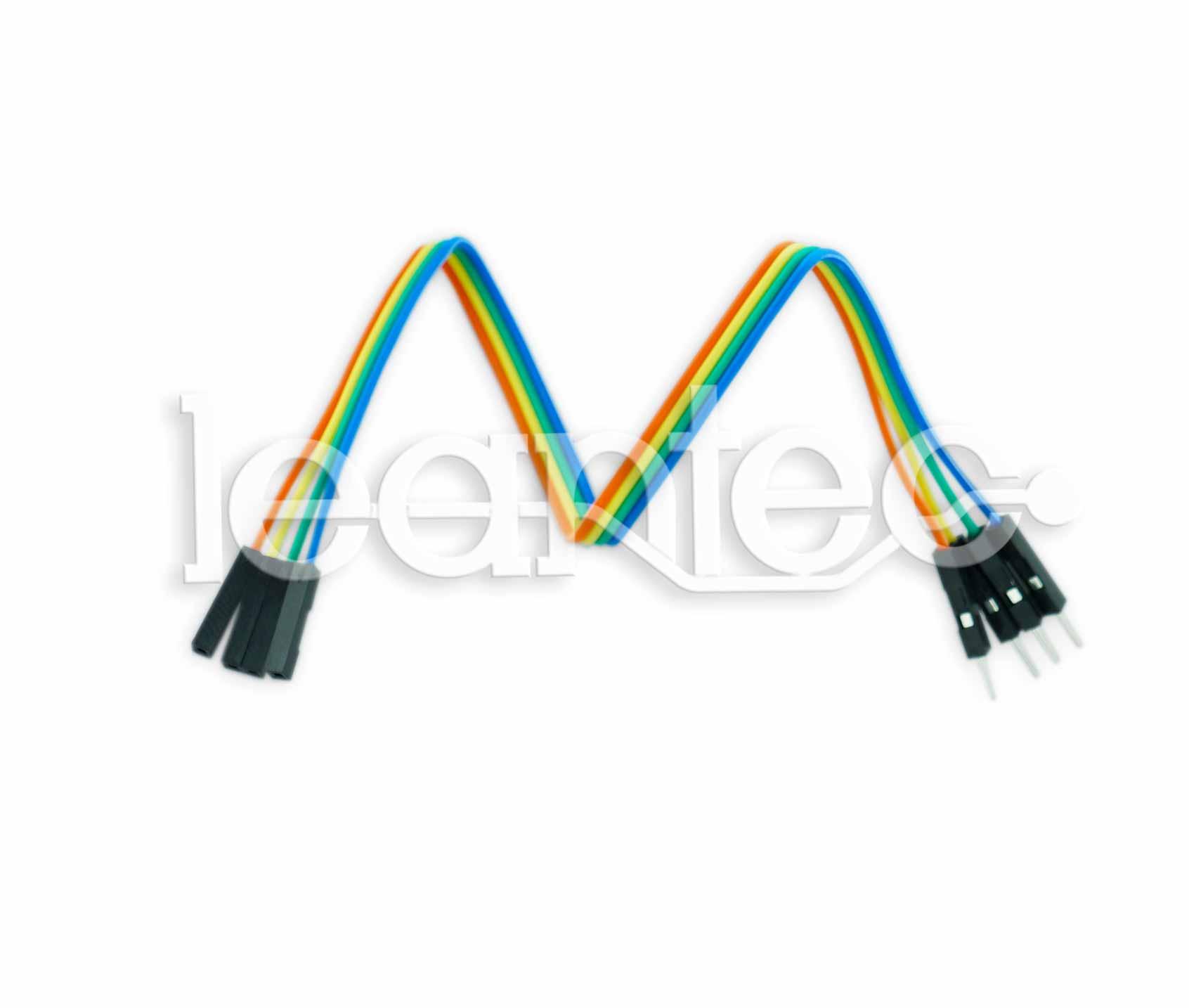 cables protoboard leantec