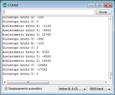 Tutorial Arduino: Acelerómetro – Giróscopo MPU6050   Leantec ES