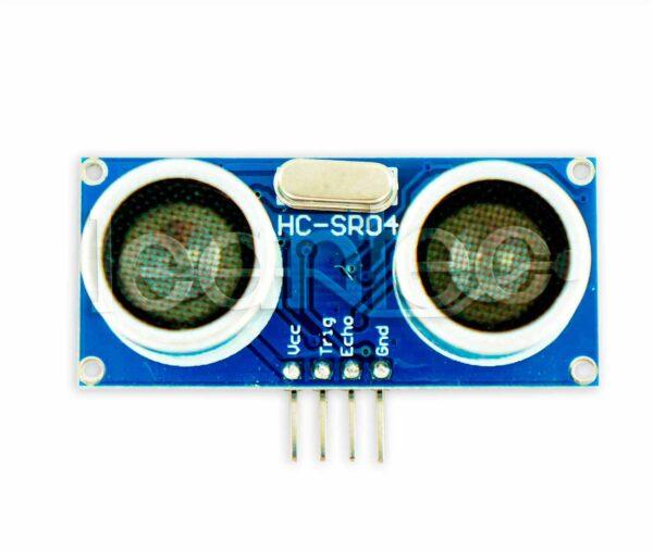 Sensor de distancia ultrasónico HC-SR04