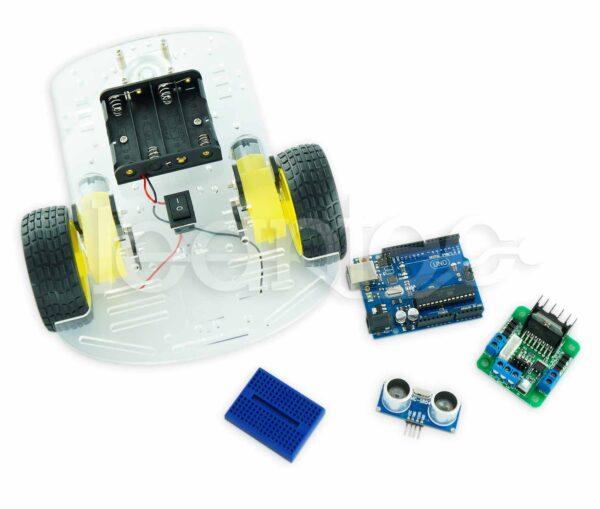 Kit robot 2wd