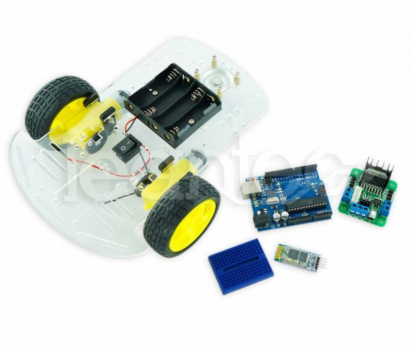Kit robot 2wdb