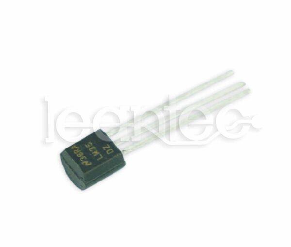 Sensor analógico de temperatura LM35