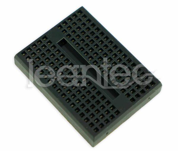 5 Protoboard, placa de prototipos de 170 contactos