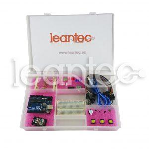 Kit básico para Arduino.
