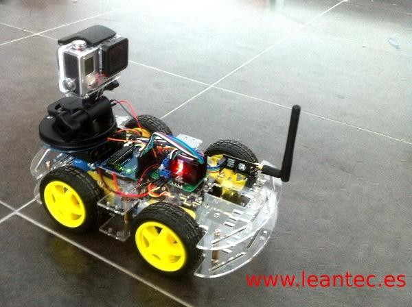 Robot Radiofrecuencia