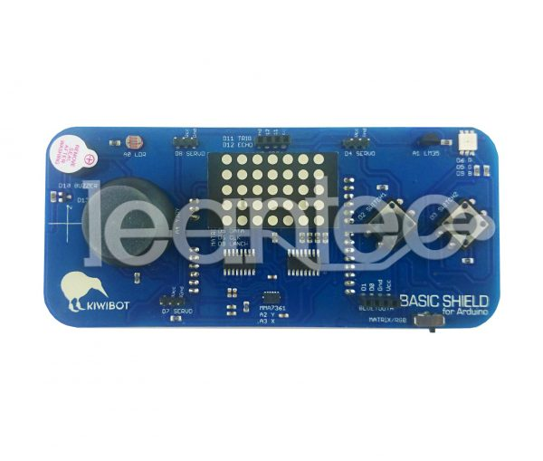 Arduino Basic Shield