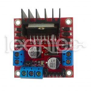 L298 Controlador de motores con doble puente H