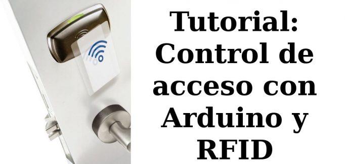 Control de Acceso con Arduino