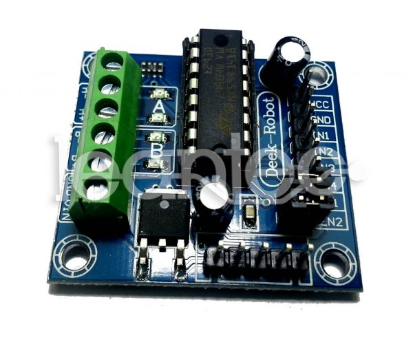 Controlador de motores L293D