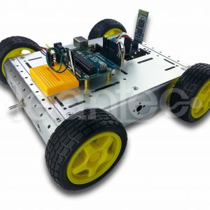 Robot AL13 con bluetooth