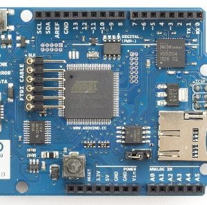 Arduino WIFI Shield con antena