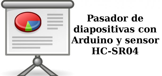 Diapositivas con Arduino