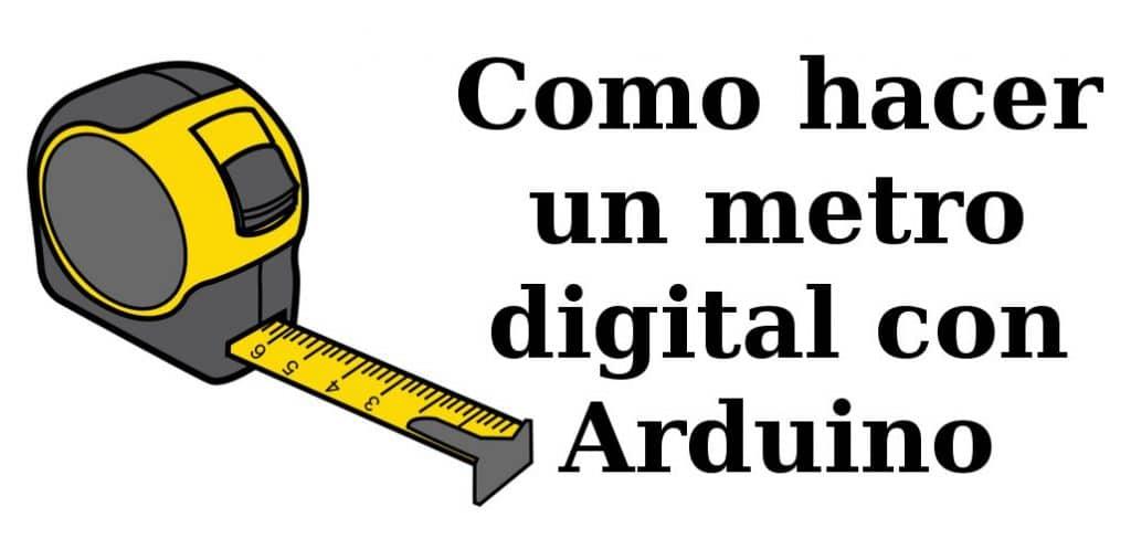 Metro Digital con Arduino