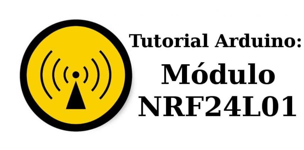 Módulo NRF24L01