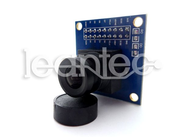 Cámara VGA OV7670 CMOS