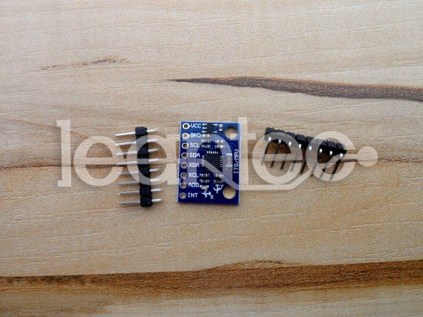 MPU6050 Acelerómetro + Giróscopo