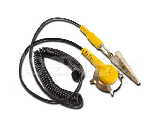 Cable para esterilla antiestática