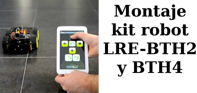 Robot LRE-BTH2 y BTH4