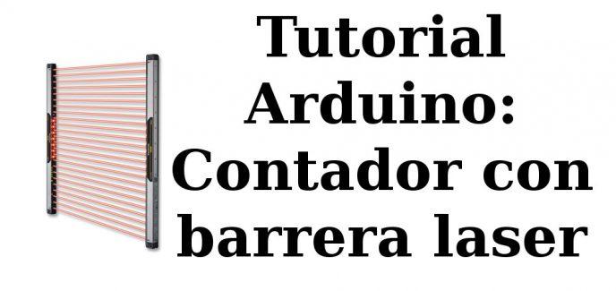 Contador con Barrera Láser