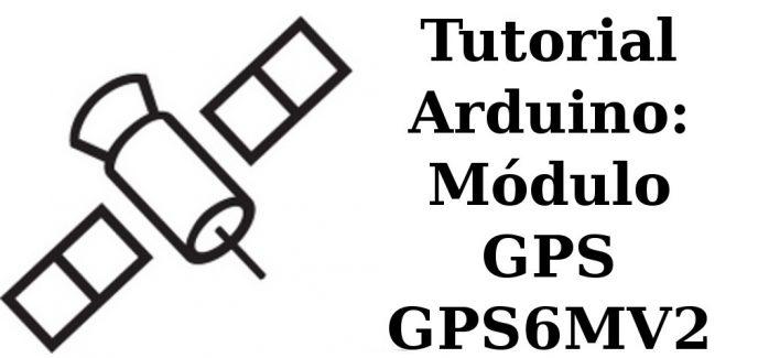 Módulo GPS GPS6MV2