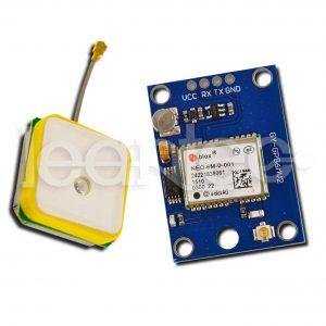 Módulo GPS GY-GPS6MV2
