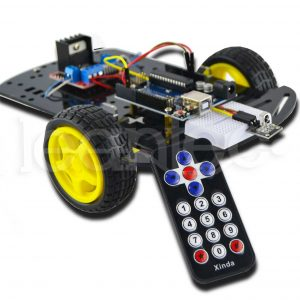 Kit robot LRE-CR2