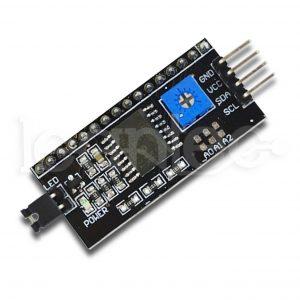 Módulo interfaz I2C para LCD