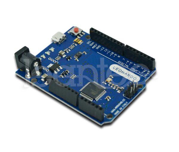 Placa Clon compatible con Arduino Leonardo