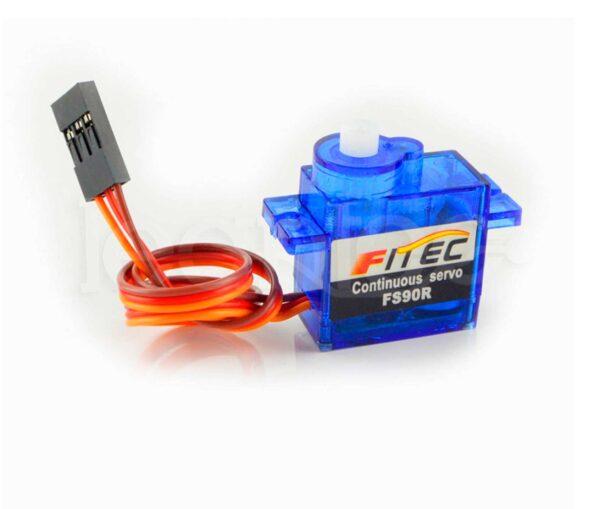 Micro Servo FS90R FITEC