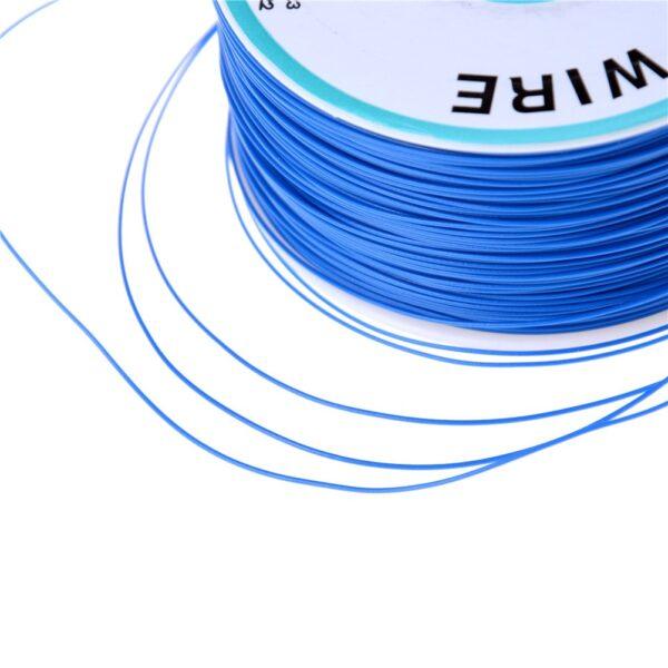 11 metros AWG30 Cable WRAPPING WIRE varios colores A ELEGIR