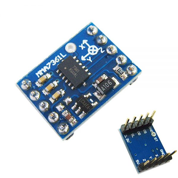 Acelerometro MMA7361 3 ejes Arduino