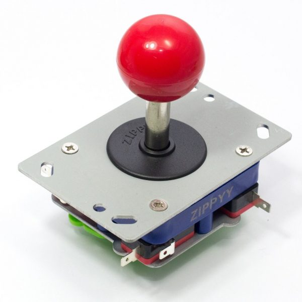 Arcade Stick Joystick Zippy Jamma Eje corto 48mm