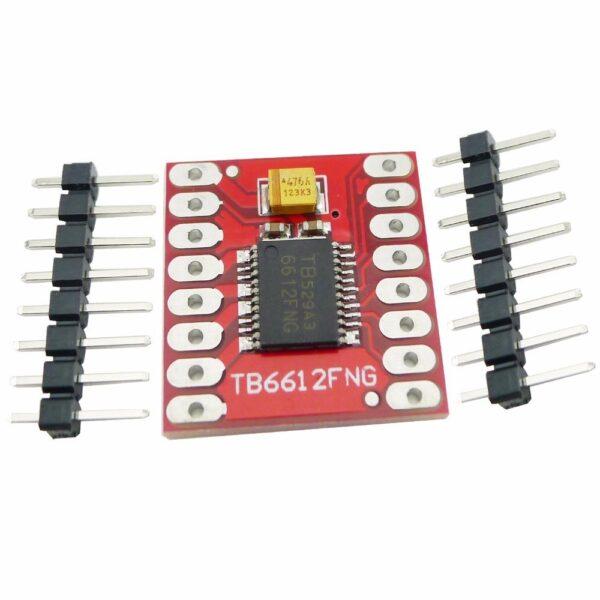 Controlador TB6612FNG Motor DC PAP puente H TB6612