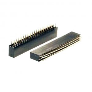 GPIO 40 PIN 2X20 PIN HEMBRA FEMALE STRIP 2.54mm Electronica Arduino