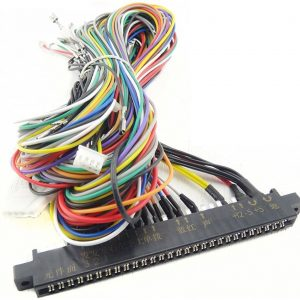 Jamma Arcade Cable Harness Supergun t Bartop Neo Geo MVS
