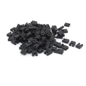 Lote 20 Mini Jumpers 2.54mm