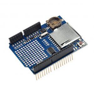 Modulo Data Logger Shield Data Recorder Arduino UNO MEGA SD