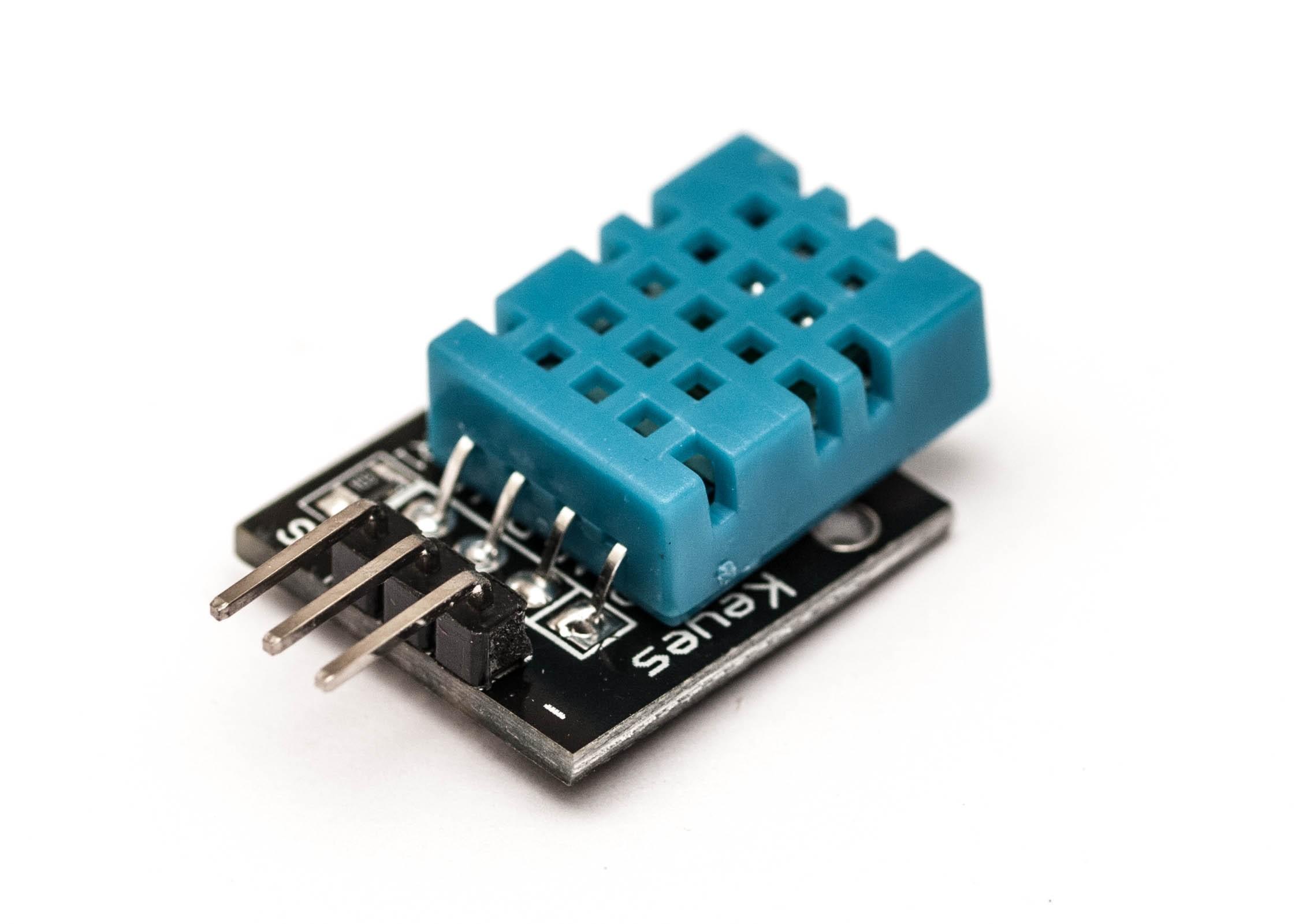 Modulo Dht11 Sensor De Temperatura Y Humedad Para Arduino Dht 11