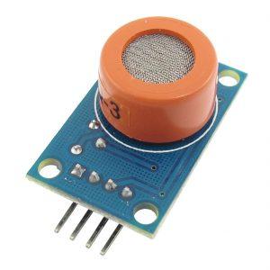 MQ-3 modulo sensor de alcohol alcoholimetro Arduino