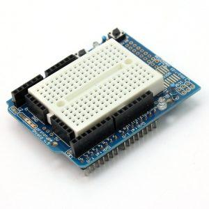 Protoboard Shield 170 puntos UNO MEGA arduino prototipo v.5 breadboard