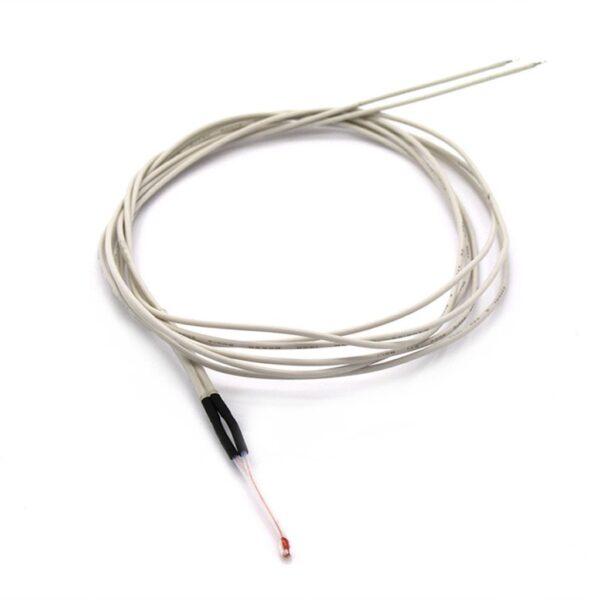 Termistor NTC 100K 3950 1m cable RepRap sensor temperatura Impresora 3d