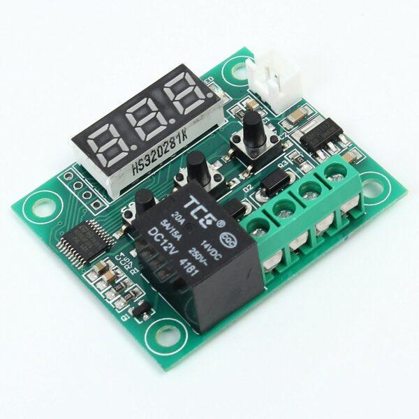 W1209 Termostato para control de temperatura con switch 12v