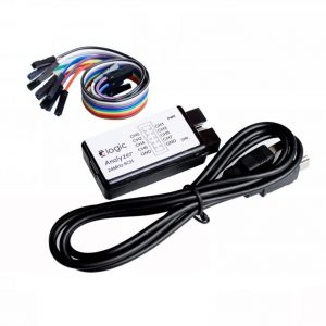 Analizador Logico 24Mhz 8 canales - Software USB