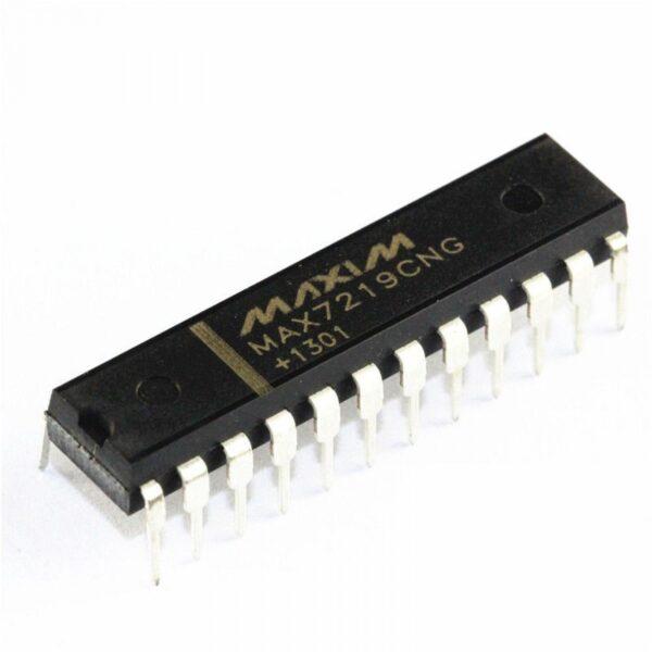 IC MAXIM MAX7219CNG MAX7219 24 DIP (leds, arduino, raspberry, PIC, prototipos)