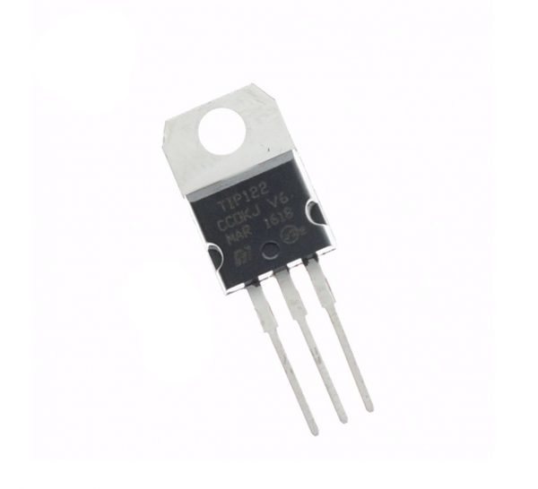 TIP122 Transistor NPN TO-220 100V 5A Darlington