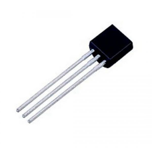 Transistor NPN PN2222A 2N2222A Blister Electronica Arduino Prototipos
