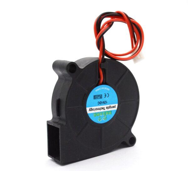 Ventilador Impresora 3D 4020 12V 0.15A turbina enfriado PLA ABS BQ 40x20