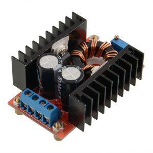 150W Boost Convertidor Modulo Regulador Elevador Tension DC-DC 10-32V / 12-35V