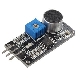 Detector de sonido Chip LM393 Modulo Microfono para Arduino