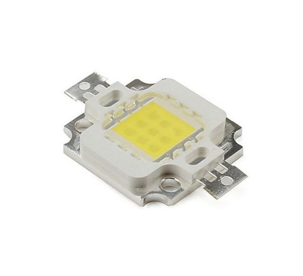 LED CHIP BOMBILLA 10W Blanco Frio COOL
